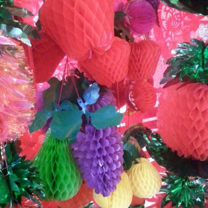 פירות נתלים